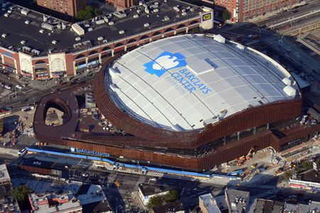 Barclays Center, Brooklyn NY