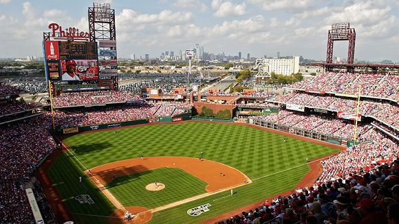 Citizens Bank Park, Philadelphia PA