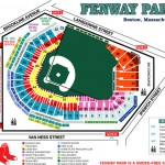 Red Sox Seating Chart