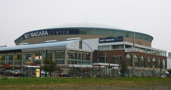 First Niagara Center, Buffalo NY