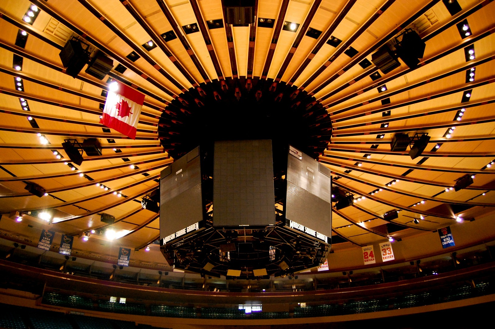 Madison Square Garden Madison Square Garden, New York, NY