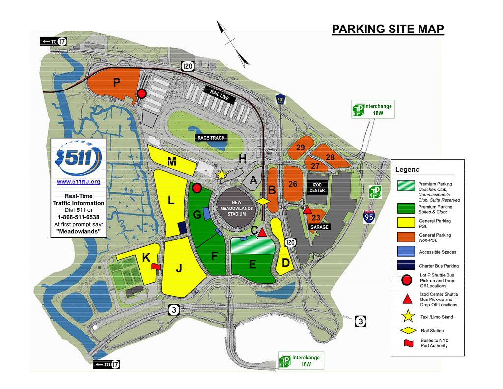 Metlife Stadium Seating Chart With Seat Numbers