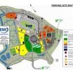 MetLife Stadium Parking Map