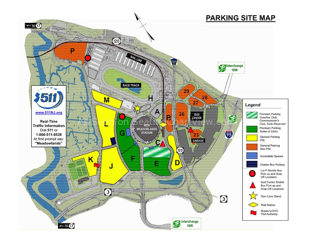 Question about parking | NewYorkJetsHampur
