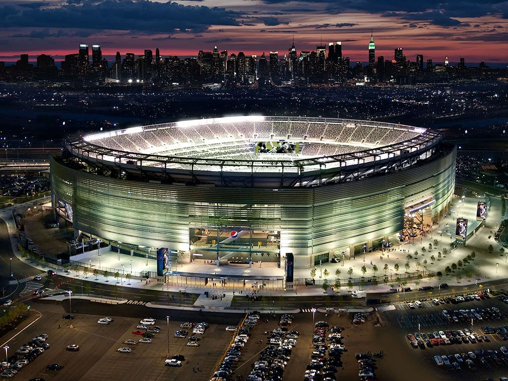 MetLife Stadium MetLife Stadium, E. Rutherford NJ