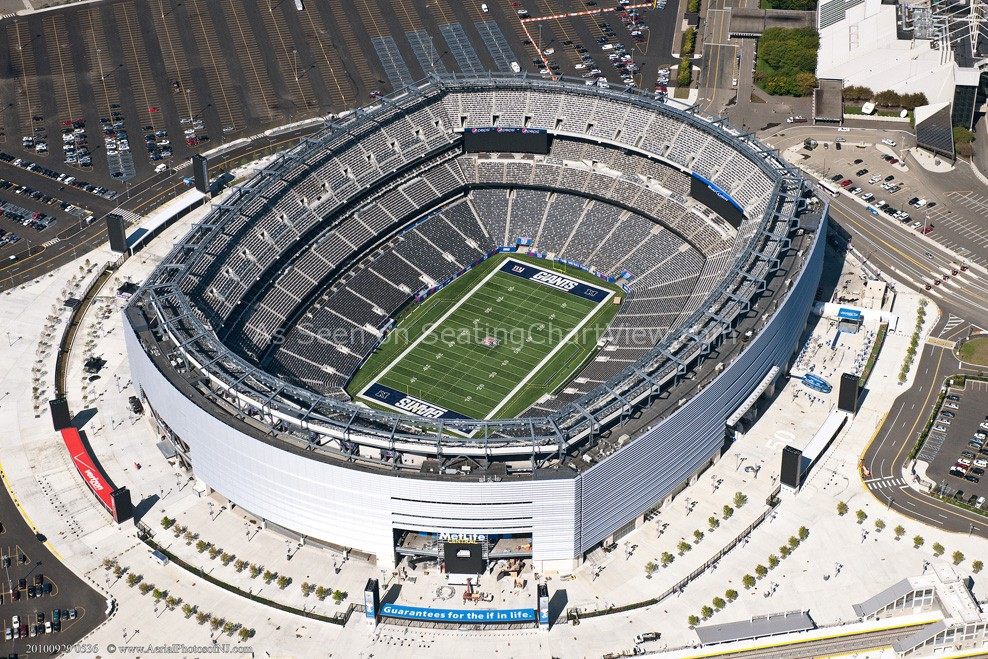 MetLife Stadium, E. Rutherford NJ