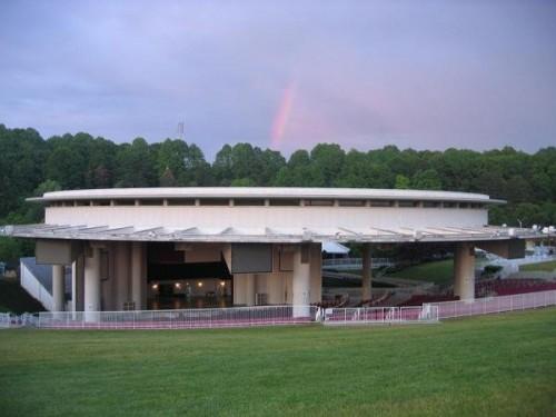 PNC Bank Arts Center, Holmdel