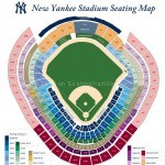 Yankee Stadium Baseball Seating Chart