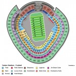 Yankee Stadium Football Seating Chart 150x150 Yankee Stadium, Bronx NY