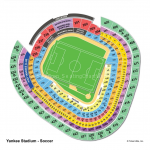 Yankee Stadium Soccer Seating Chart