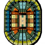 TD Garden Basketball Seating Chart 150x150 TD Garden, Boston MA