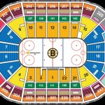 TD Garden Hockey Seating Chart 150x150 TD Garden, Boston MA