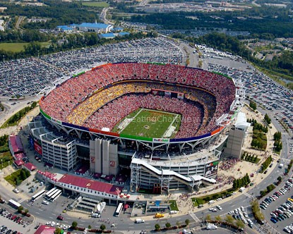 Fedex Field, Landover MD