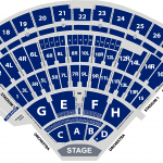 Nikon at Jones Beach Seating Chart