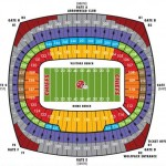 Arrowhead Stadium Seating Chart 150x150 Arrowhead Stadium, Kansas City MO