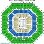 Arthur Ashe Stadium Seating Chart 150x150 Arthur Ashe Stadium, Queens NY