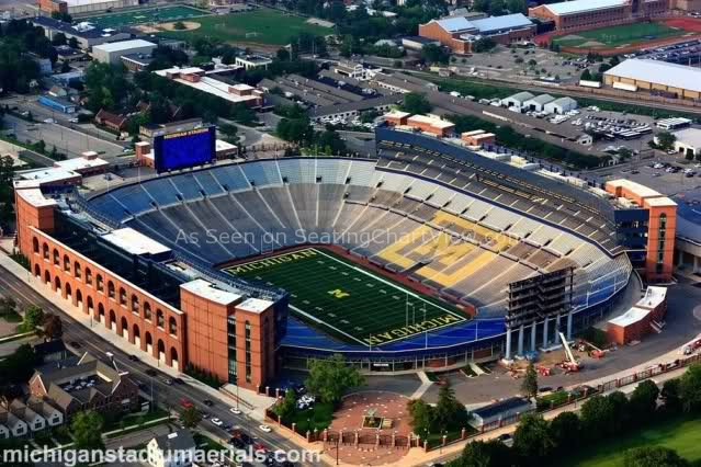Michigan Stadium, Ann Arbor MI