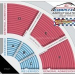 Classic Amphiotheatre at Richmond International Raceway Amphitheater Seating Chart