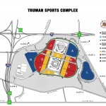 Truman Sports Complex Parking Map 150x150 Arrowhead Stadium, Kansas City MO