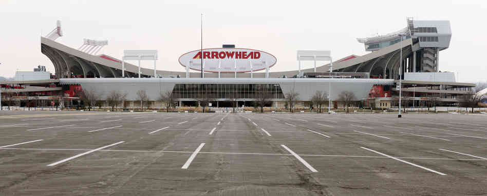 Arrowhead Stadium Kansas City MO