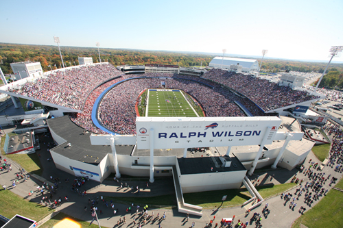 Ralph Wilson Stadium Orchard Park Seating Chart