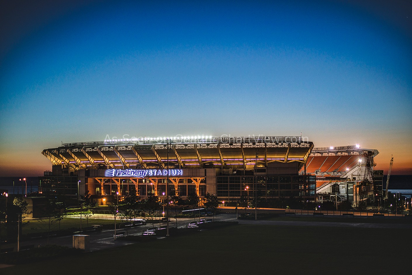 FirstEnergy Stadium, Cleveland OH
