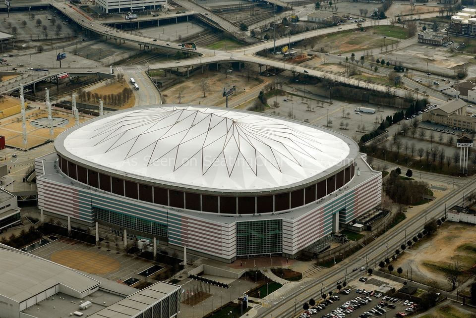Georgia Dome, Atlanta GA