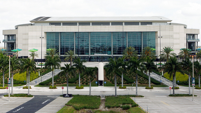 BB&T Center, Sunrise FL