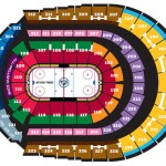 Bridgestone Arena Hockey Seating Chart 150x150 Bridgestone Arena, Nashville TN