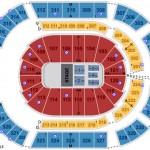 Bridgestone Arena Theater Seating Chart