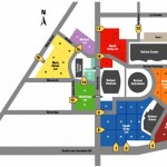 Reliant Stadium Parking Map