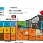 Phoenix International Raceway Facility Map