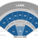 Sleep Country Amphitheater Seating Chart