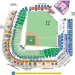 Coors Field Seating Chart