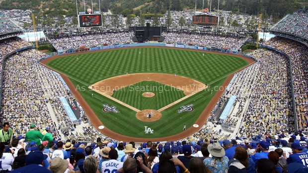 Dodger Stadium, Los Angeles CA