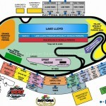 Daytona International Speedway Seating Chart
