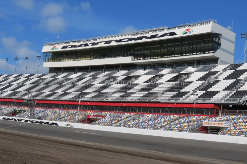 Daytona International Speedway, Daytona Beach FL
