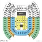 Nissan Stadium CMA Seating Chart