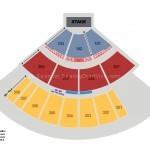 Oak Mountain Amphitheatre Seating Chart