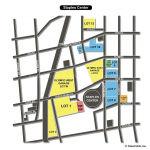 Staples Center Parking Map