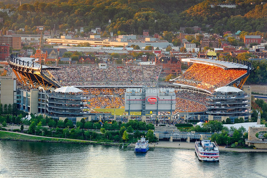Heinz Field, Pittsburg PA