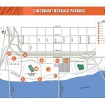 Paul Brown Stadium Parking Map