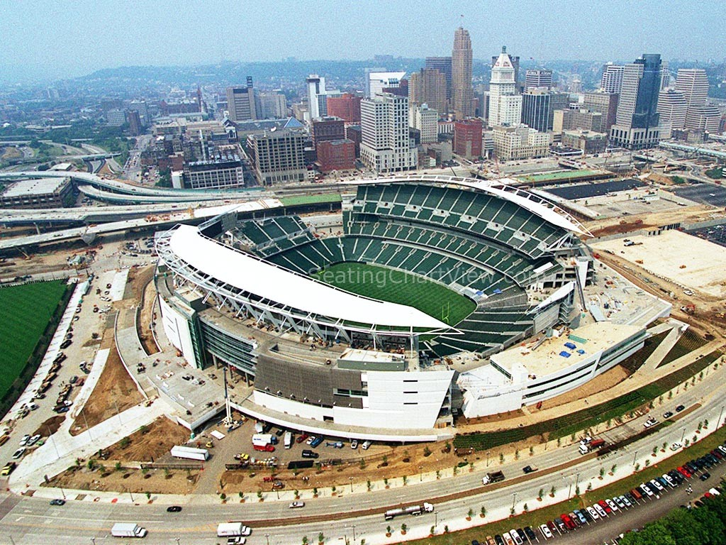 Paul Brown Stadium, Cincinnati OH