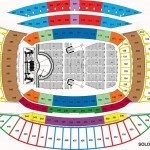 Soldier Field End Stage Seating Chart