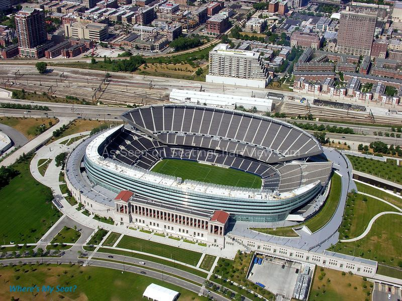 Soldier Field, Chicago IL