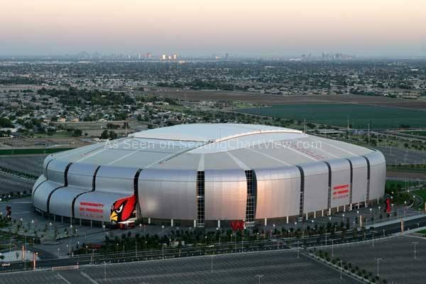 University of Phoenix Stadium, Phoenix AZ
