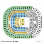 Edward Jones Dome Basketball Seating Chart