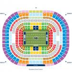 Edward Jones Dome Football Seating Chart