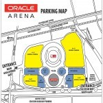 Oracle O.co Parking Map
