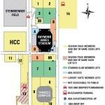 Raymond James Stadium Parking Map